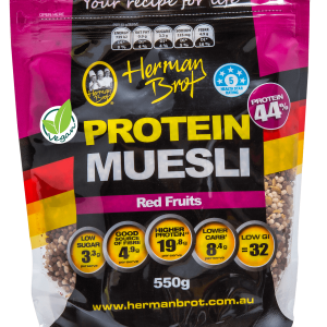 Protein Muesli Red Fruits