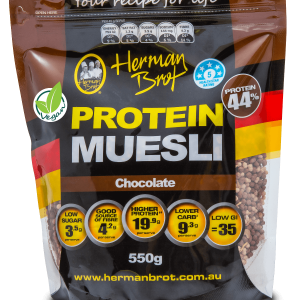 Protein Museli Chocolate