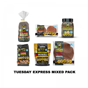Herman Brot Shop Tuesday Express Pack Mixed